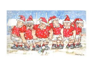 Christmas-rugby